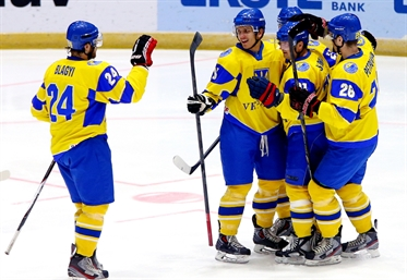 Ukraine finishes fourth
